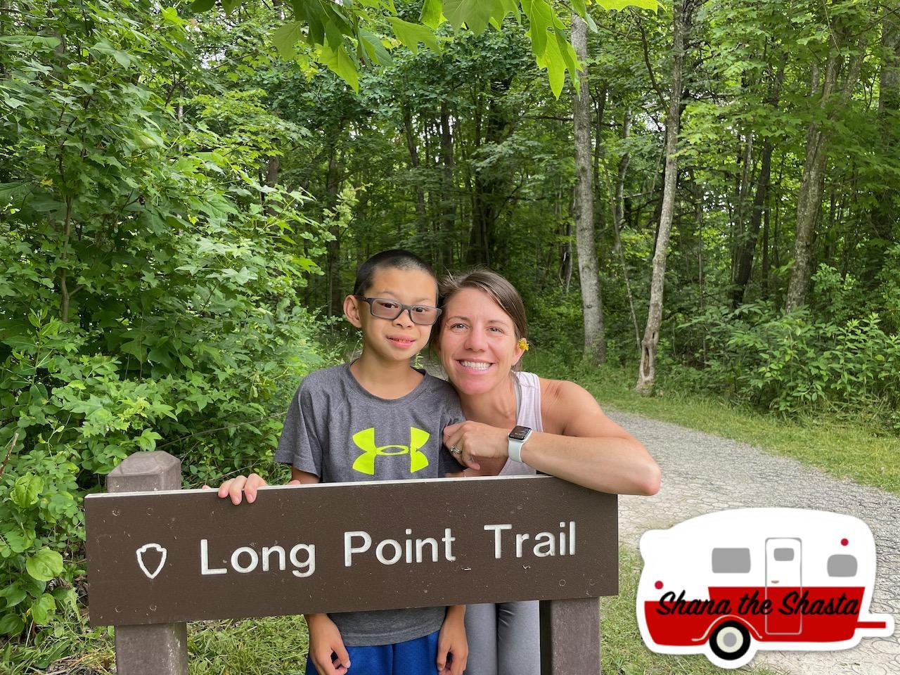 Long-Point-Trailhead