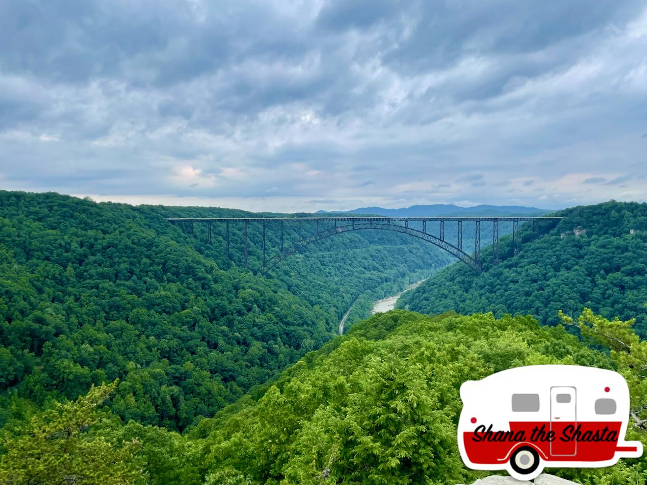 New-River-Gorge-Bridge-from-Long-Point-Trail