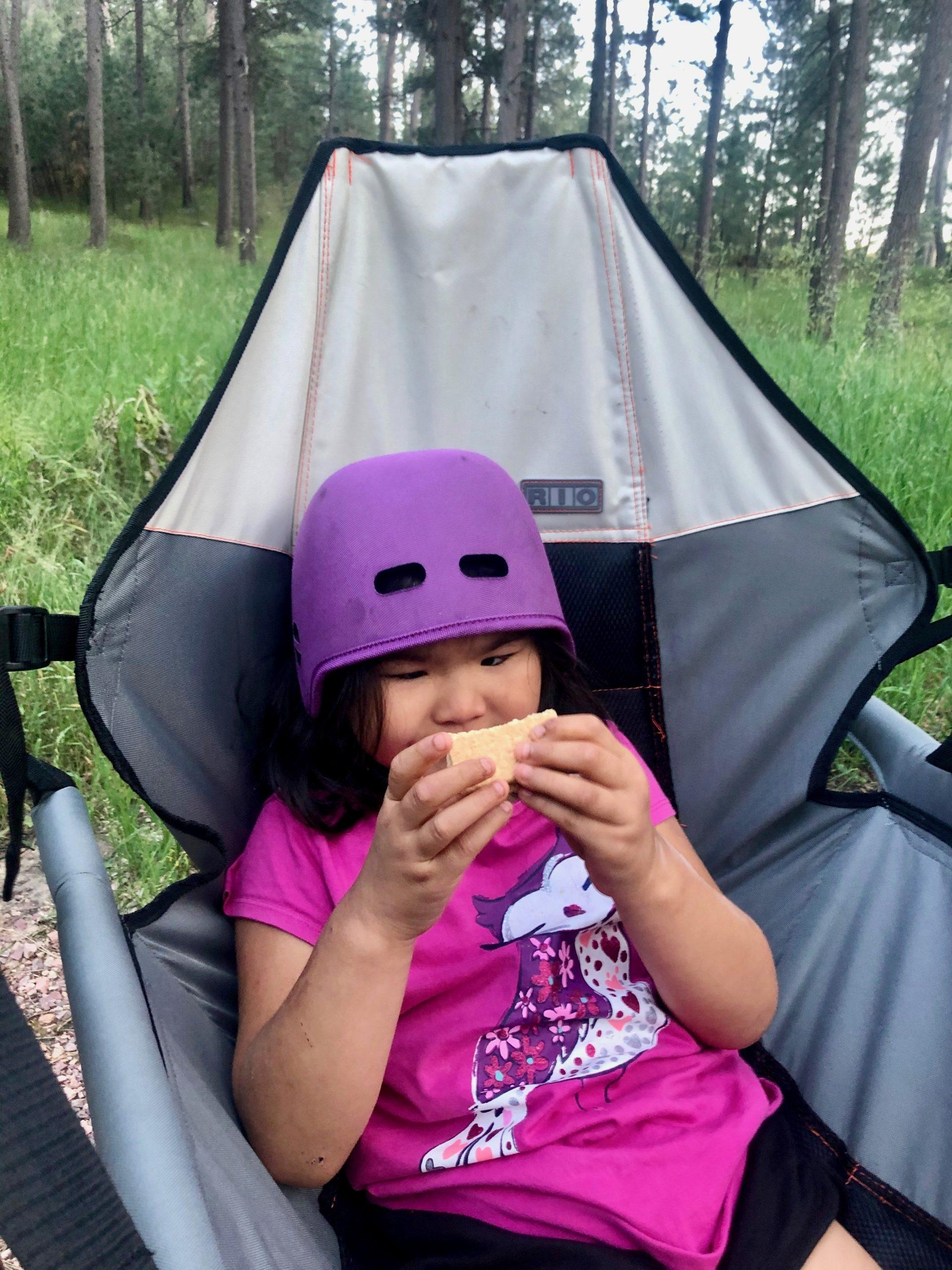 Smores-in-Swinging-Camp-Chair