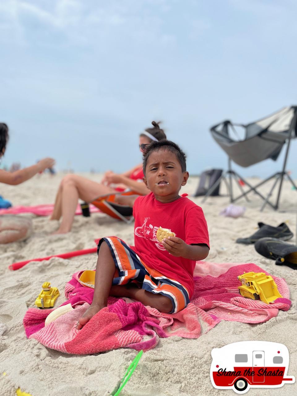 Snacks-at-the-Atlantic-Beach