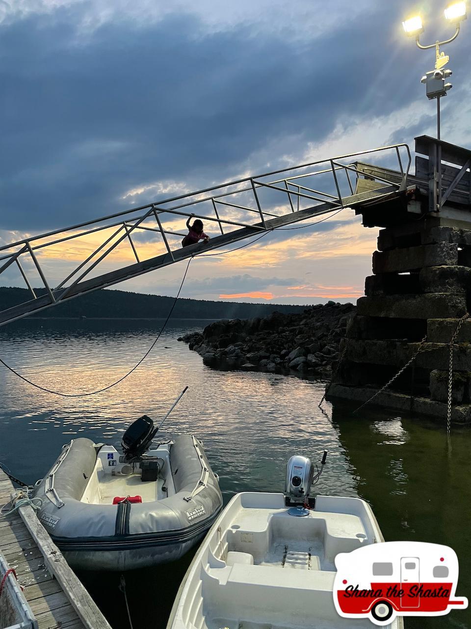 Steep-Dock-Ramp-at-Low-Tide-in-Acadia