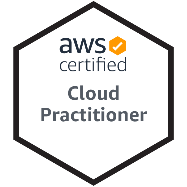 AWS Cloud Practitioner Badge