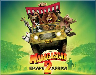 Madagascar 2 – Escape to Africa (Review)