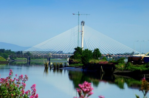 New Bridge over the River Suir in Waterford