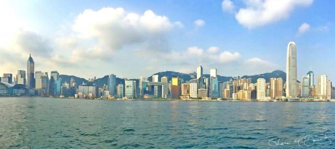 Hong Kong iPhone Photo