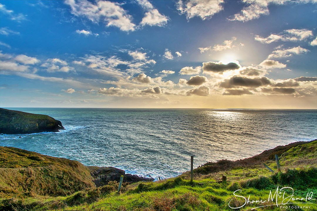 Ardmore Cliff Walk, Co. Waterford, Ireland - Landscape Photography