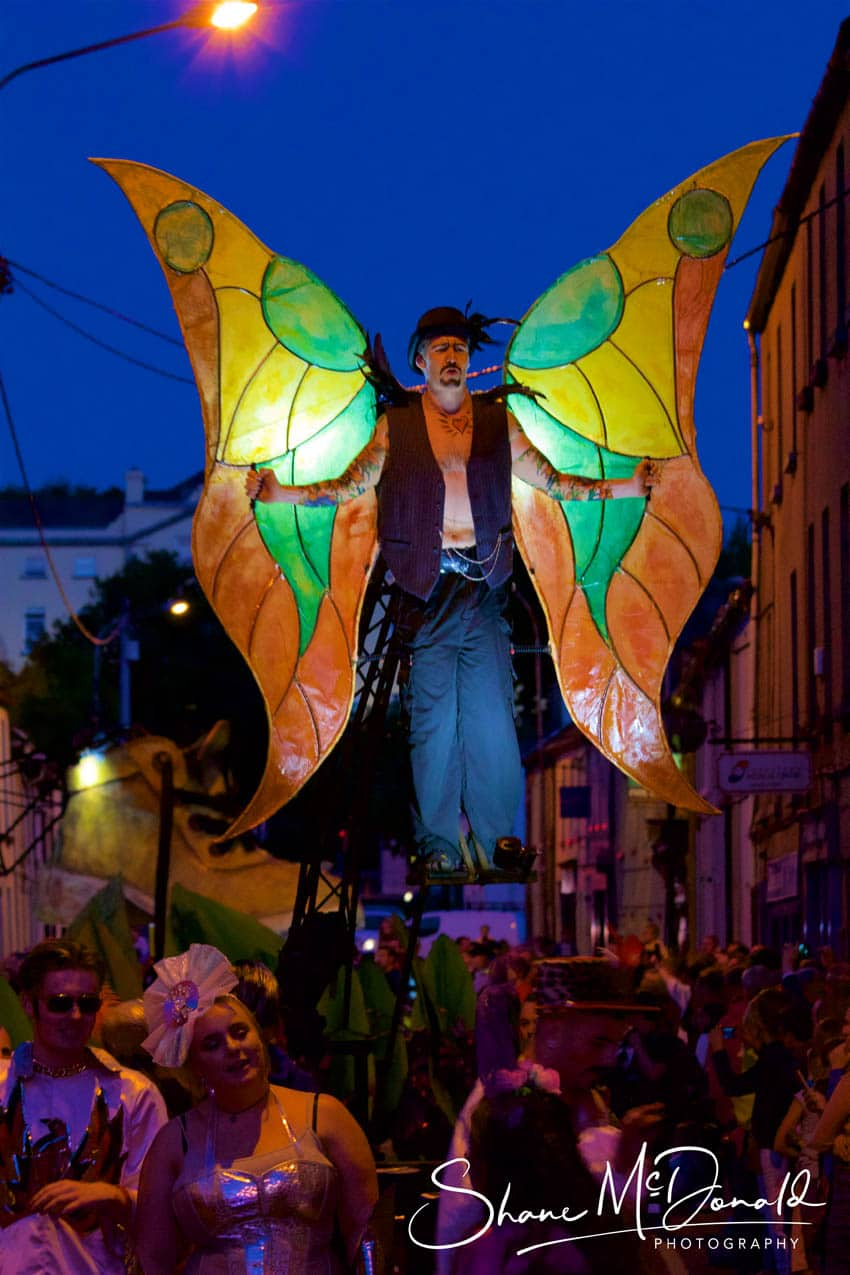 The Butterfly - Spraoi Parade 2018