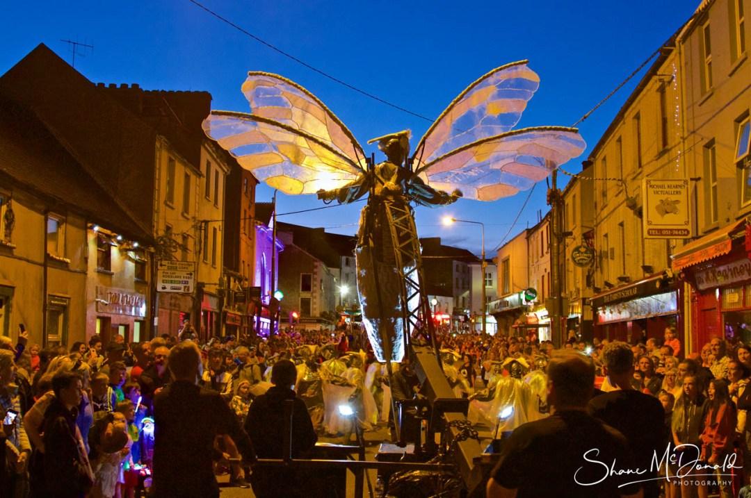 The Moth - Spraoi Parade 2018