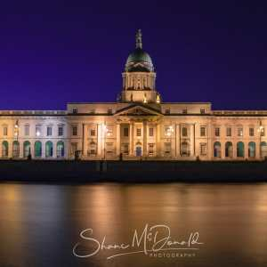 Customs House Dublin Print