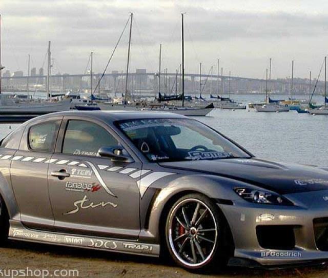 Mazda Rx8 Aftermarket Parts
