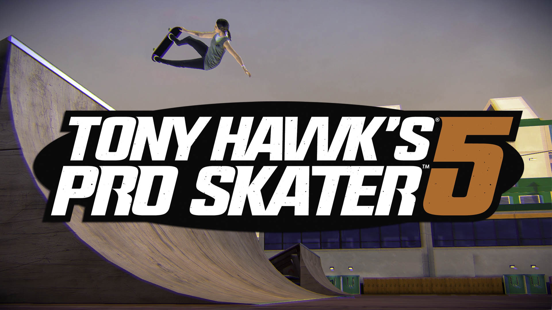 Tony Hawks Pro Skater 5 Details Revealed STG