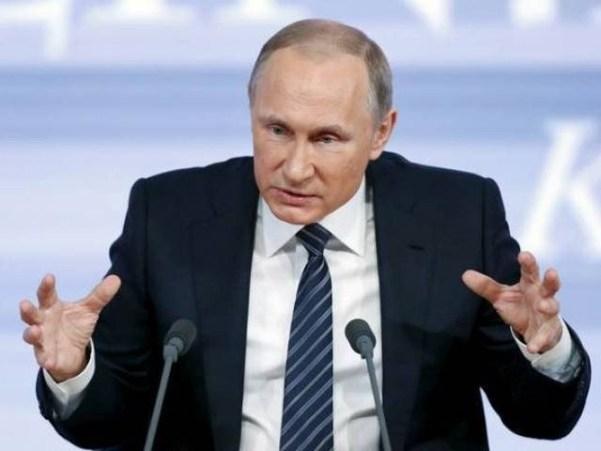 President Vlademir Putin