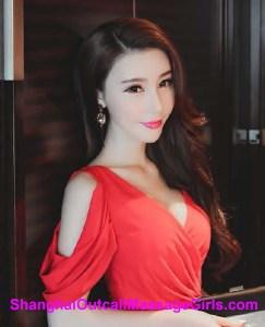 Alissa - Shanghai Massage Girl