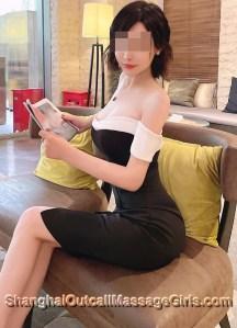 Shanghai Escort - Dianah