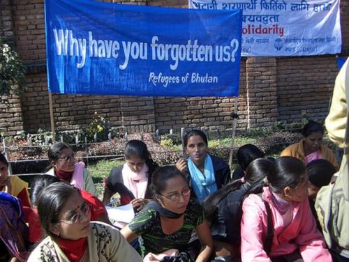 Petitioning to Return Home to Bhutan