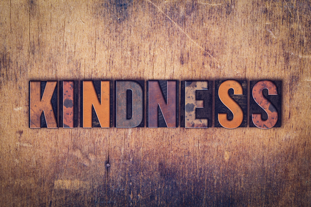 I'm in Awe of your Kindness!