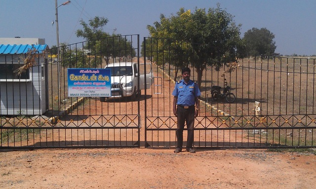 Security at Site