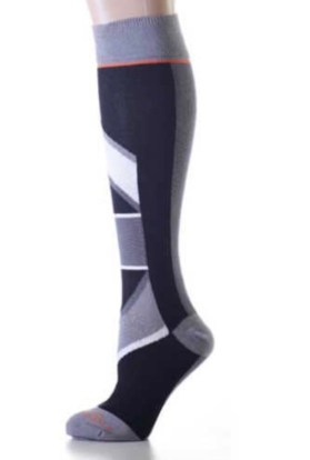 Mismatched British Flag Knee High Socks