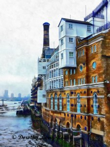 Impressive Butler's Wharf