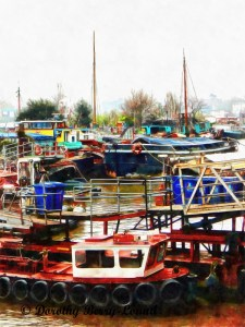 St Saviour's Dock