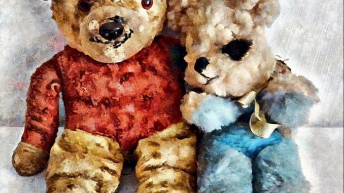 Adults Still Love Their Teddy Bears