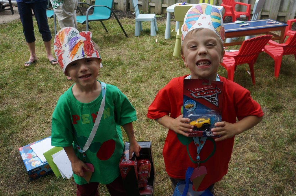 very hungry caterpillar inspired party
