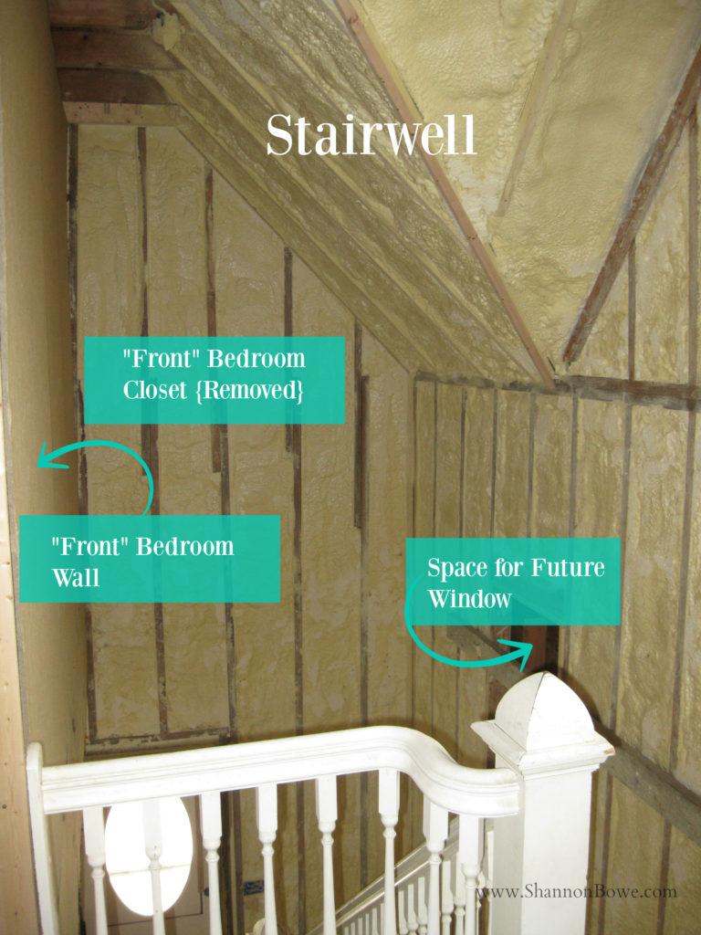 Stairwell Layout