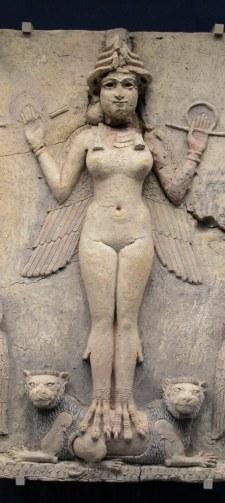 Ishtar_goddess