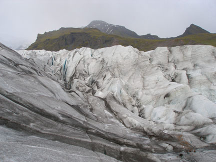 Yep, it's another photo of the glacier!
