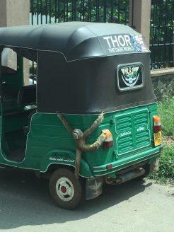 Thor's tuk tuk