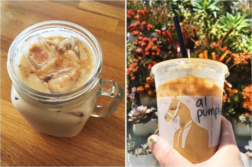 dark horse pumpkin spice latte