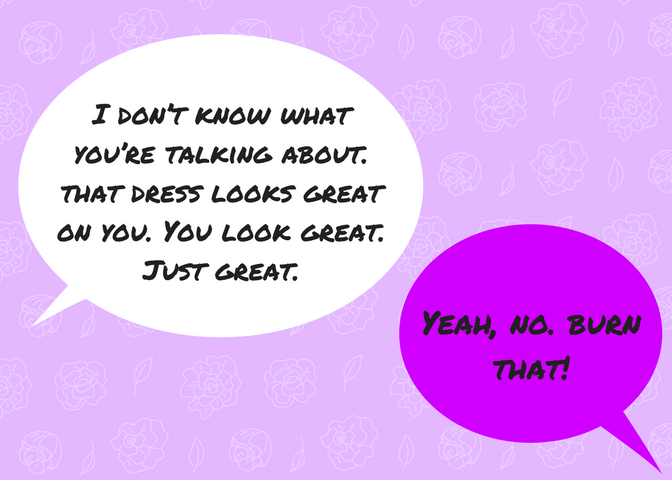 Write like you're talking to a friend