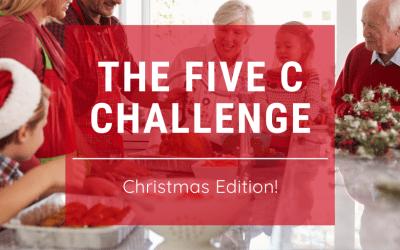 The Five C Christmas Challenge!