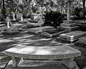 Johnny Mercer Gravesite-L