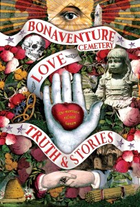 LOVE, TRUTH & STORIES Poster by Shannon Scott