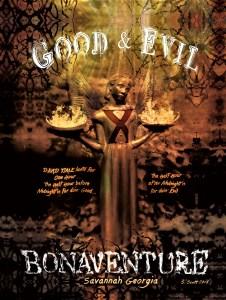 Bonaventure Good & Evil X Poster 18 x 24