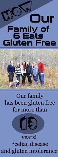 How Our Family of 6 Eats Gluten Free
