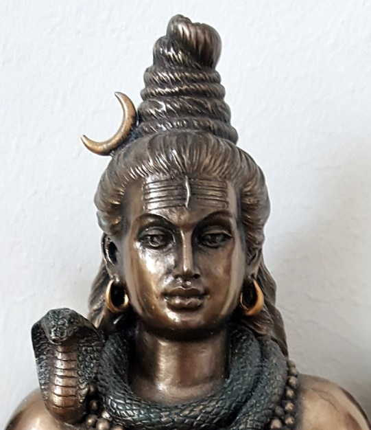 Shiva, der mythologische Begruender des Hatha Yoga