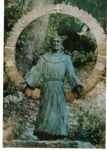 Assisi Eremo delle Carceri Francesco dell'Amore Universale