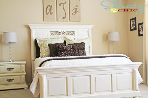 Terrific Painting Bedroom Furniture Shanty 2 Chic Download Free Architecture Designs Pushbritishbridgeorg