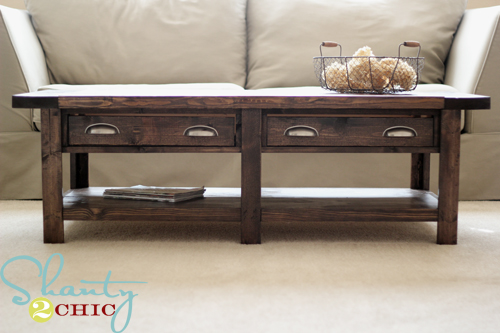 Diy Pottery Barn Inspired Benchwright, Pottery Barn Knock Off Furniture