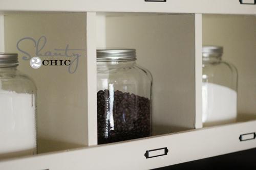 storage for kitchen