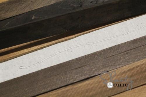 wood shim runner