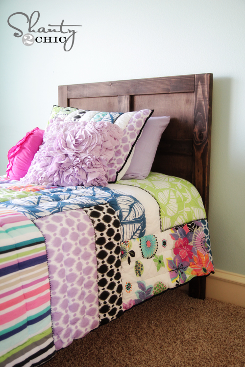 DIY Bed Twin Size