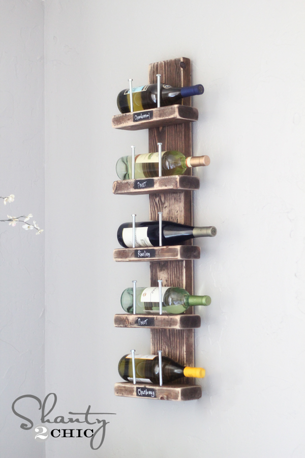 Shanty 2 Chic Wine Rack 1