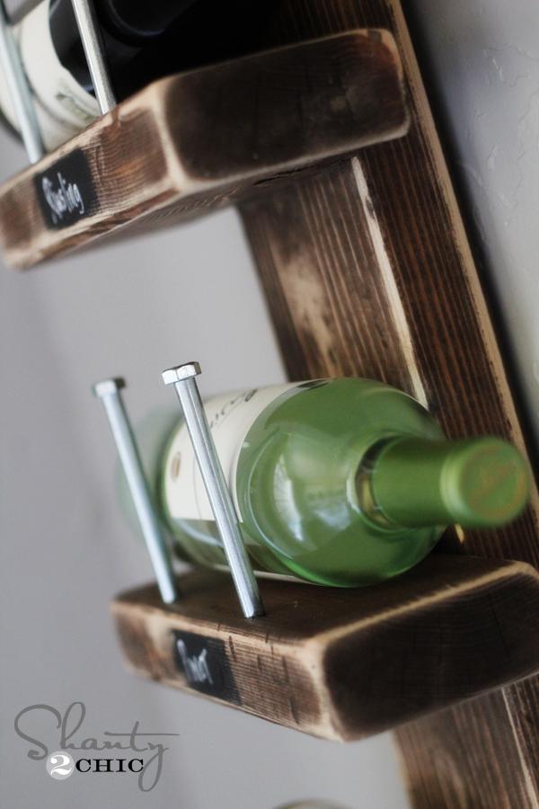 Shanty 2 Chic Wine Rack 2