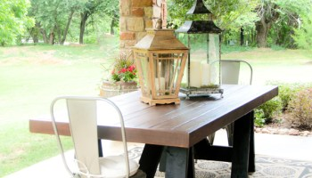 Sensational Diy Bench For Dining Table Shanty 2 Chic Download Free Architecture Designs Ponolprimenicaraguapropertycom