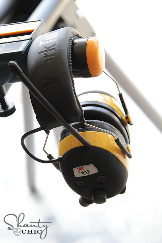 Digital WorkTunes Hearing Protector