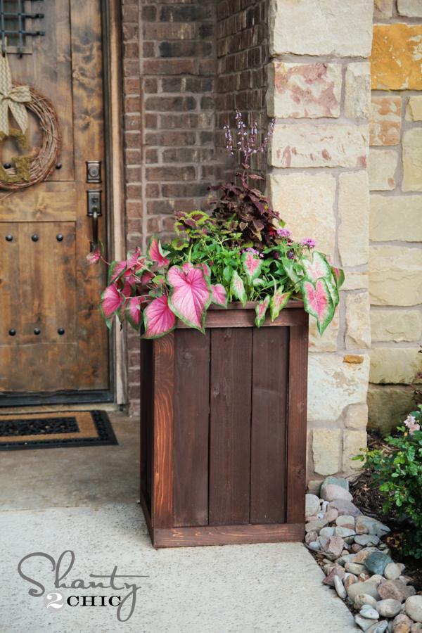 Cedar Planter Box