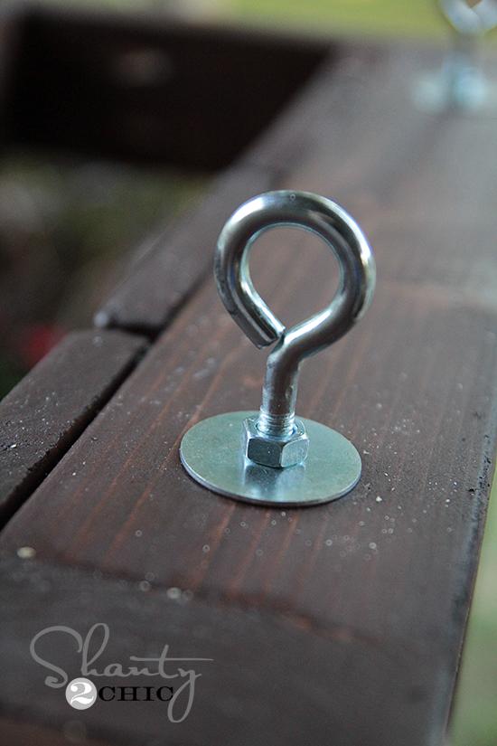 Porch Swing Hardware